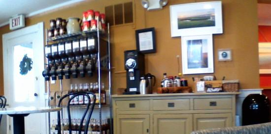 Nirvana Coffee Company: great coffee