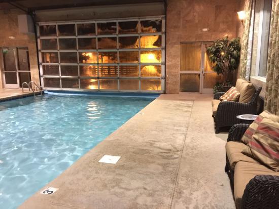 The Lodge at Jackson Hole: Heated pool