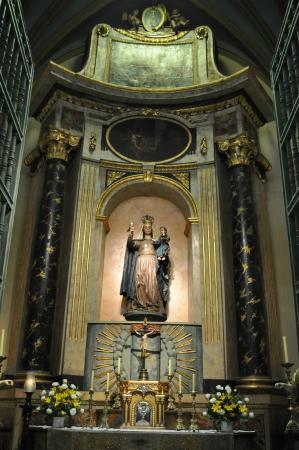 Resultado de imagen de Nuestra Señora de la Paz Lima