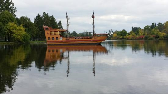 Pirate Adventures: The Grey Ghost at Mooney's Bay