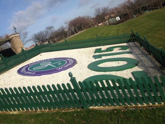 The All England Lawn Tennis Club: Wimbledon