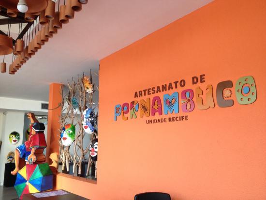 Artesanato Em Feltro Para Pascoa ~ Loja de artesanato no Marco zero! Foto de Praça do Marco Zero, Recife TripAdvisor