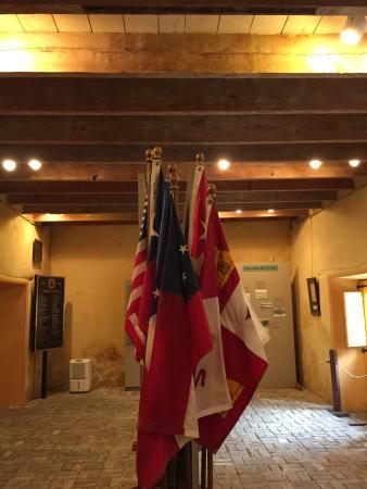 Republic of the Rio Grande Museum: 7 Flags