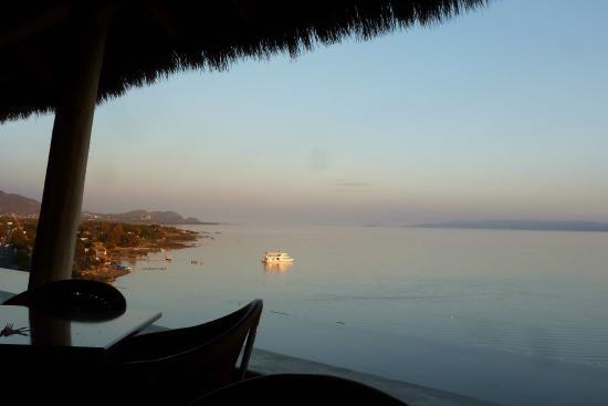 El Risco Restaurant & Bar: The beautiful view from El Risco.