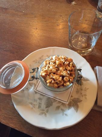 Le Cafe des Artistes : Dessert