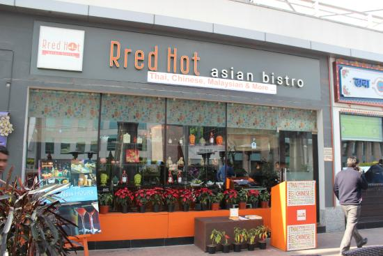 Rred Hot Asian Bistro