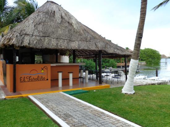 Grand Royal Lagoon : En este lugar se preparan ricos platos y tragos, la atención es genial !!!
