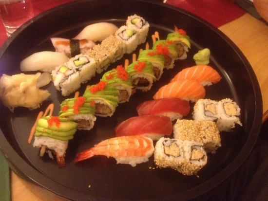 Bento Ya: Sushi misto