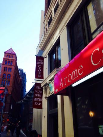 Arome Cafe