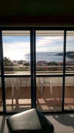 Hotel Almar: balcony