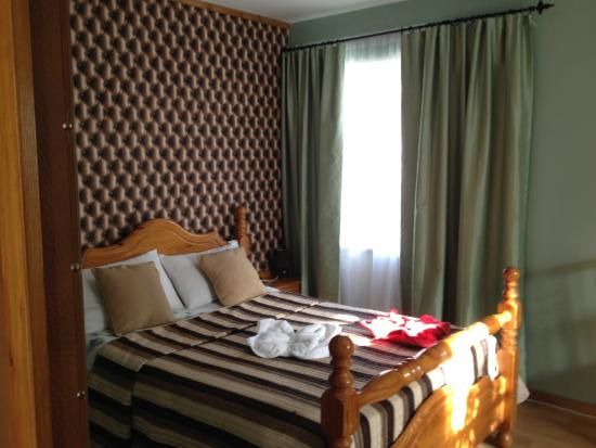 Stansted Airport Lodge: letto