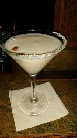 Pier 500 : Salted nut roll martini.