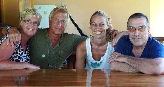Rio Cocles : Mit Horst und Kim , der Abschied!