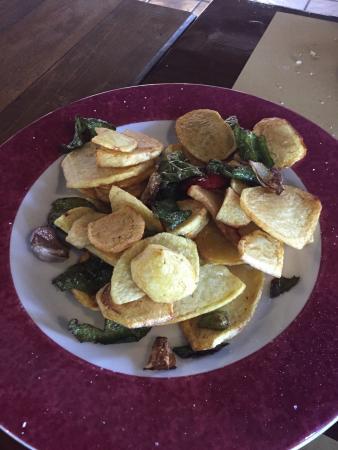 Can Caus: Patatas fritas