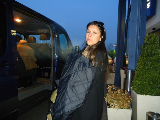 Holiday Inn Express Frankfurt-Airport: Transfer para o Aeroporto