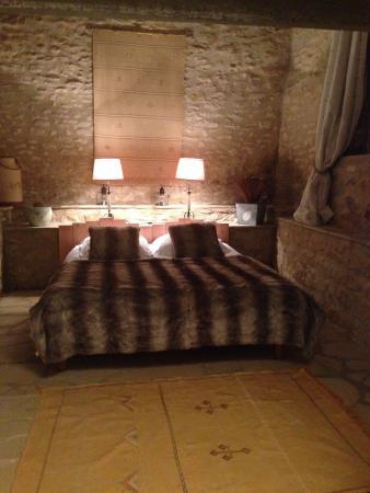 Saint-Germain de Belves, France: Une des jolies chambres d hôtes
