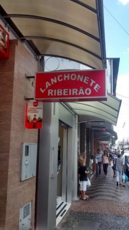 Lanchonete e Pastelaria Ribeirao