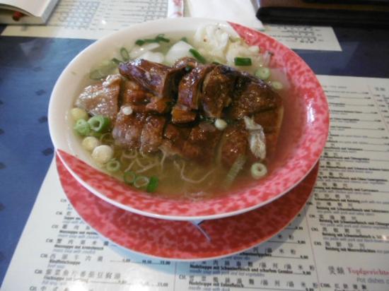 Good Friends : Duck Noodle Good taste