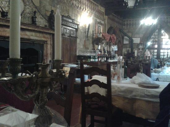 Ristorante al Mago : Sala principale