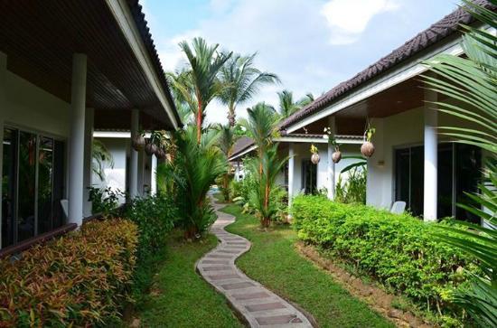 Loma Resort : Bungalows