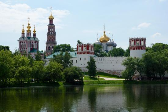 Our Lady of Smolensk Novodevichy Convent