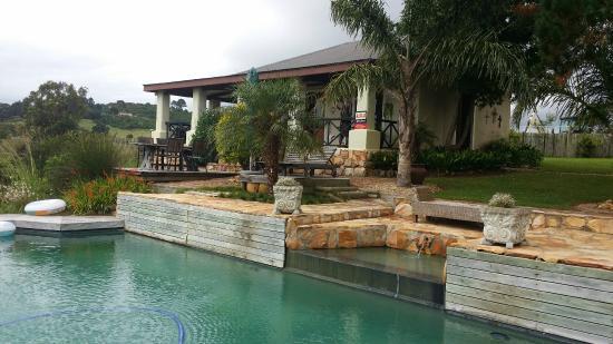 Narnia Farm Guest House: Pool House