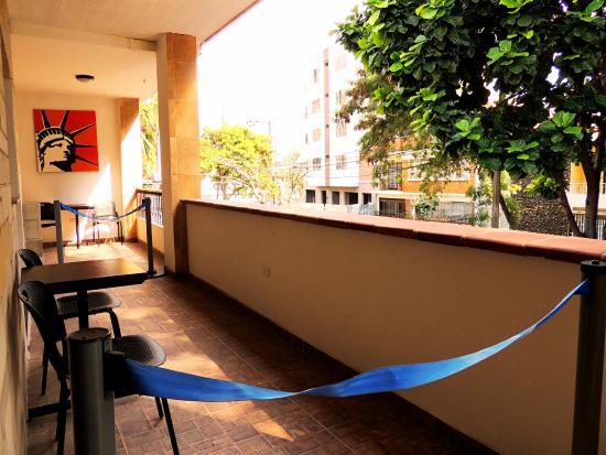Hotel Quinta Avenida: Habitación