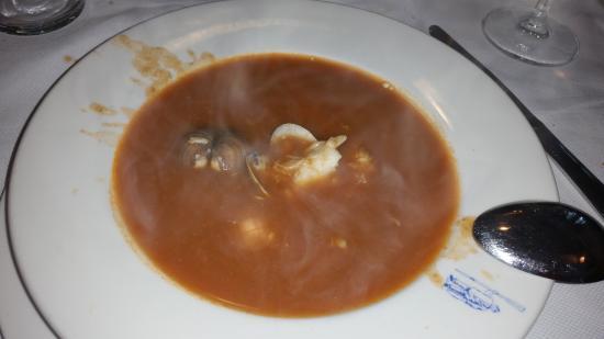 Hermandad De Pescadores : Sopa de pescado