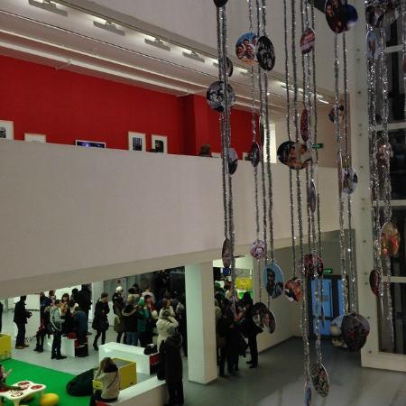 Multimedia Art Museum : 1-2 этаж из 6