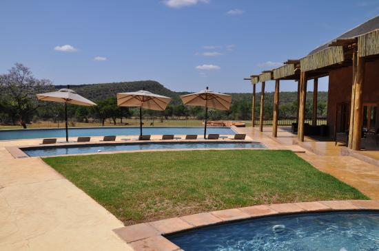 Behoudeniskloof, South Africa: Pool