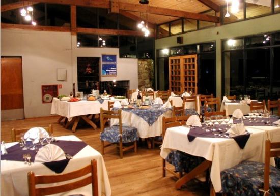 Hotel Valle Grande: Salón prinicipal