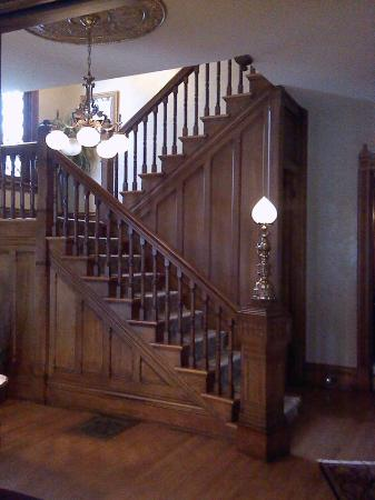Bay City, MI: Stairway
