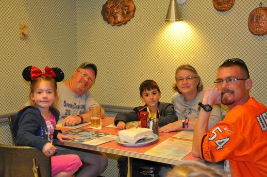 Prime Time Cafe Disney Hours