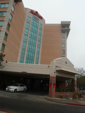 Tucson University Park Hotel: Fachada