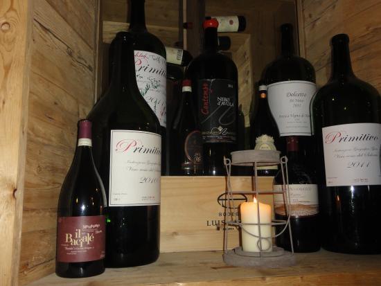 Hotel Piz St. Moritz: The best  wine