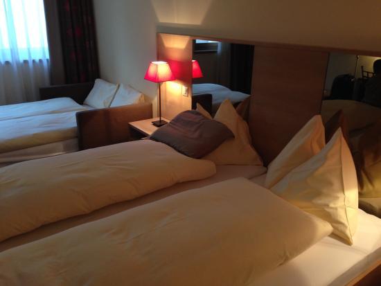 Hotel Piz St. Moritz : room