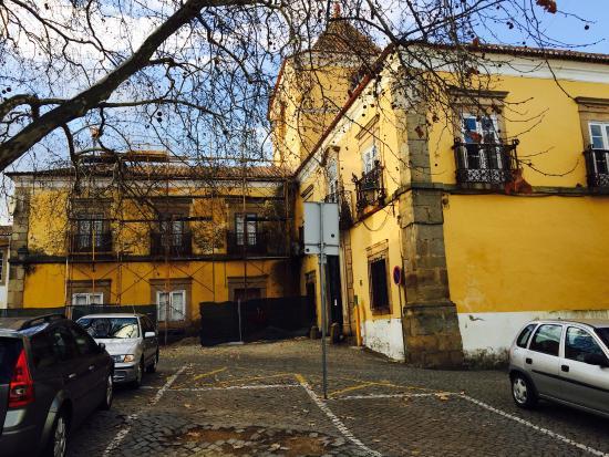 Casa Amarela / Palacio Amarelo