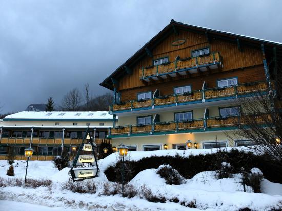 Försterhof Hotel: Front side