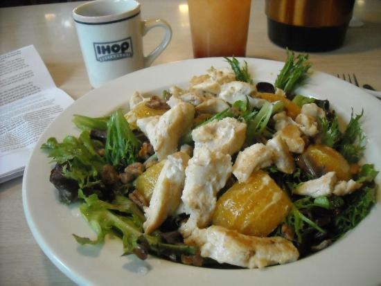 IHOP: Citrus Chicken Salad