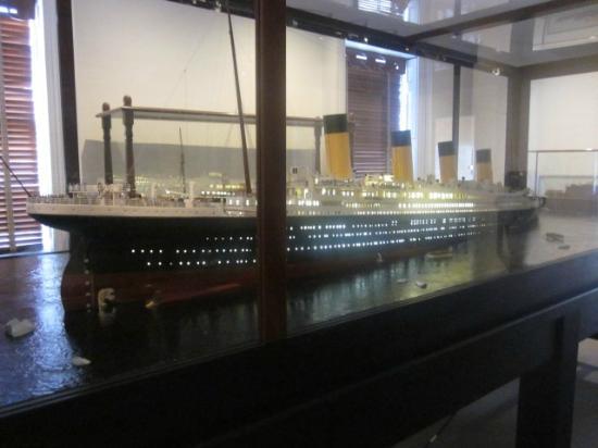 Au musée maritime de la mer à Savannah [Géorgie, USA] Ships-of-the-sea-maritime