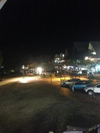 Shipwrecked Seafood and Bar: View from the patio