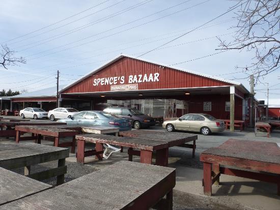 Spence's Bazaar February 2015