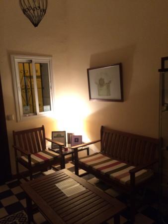 Malaga Lodge: Reception