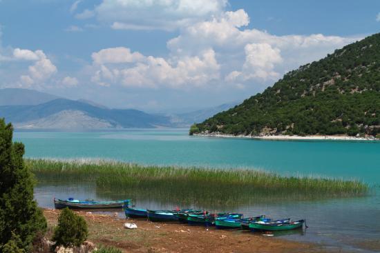 Beysehir, Turkey: le lac 1