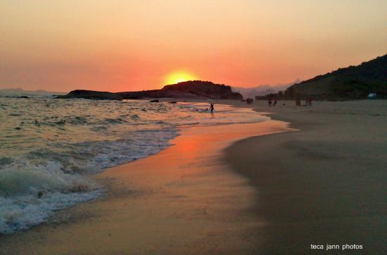 Praia de Pirapitinga - Niterói (com direito a uma linda