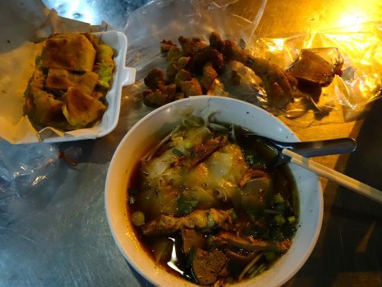 Hua Raw Night Market: le marché