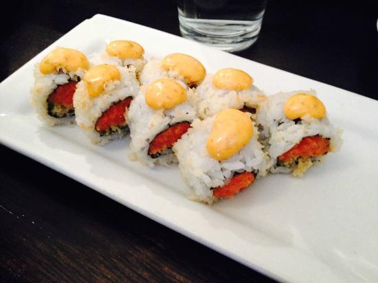 Hashi sushi: Volcano Roll