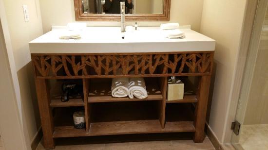 Margaritaville Resort Casino Bossier City: Bathroom