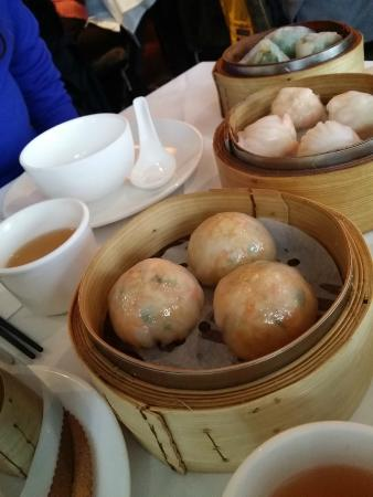 Royal China - Docklands : First three dishes .. seven more arrived