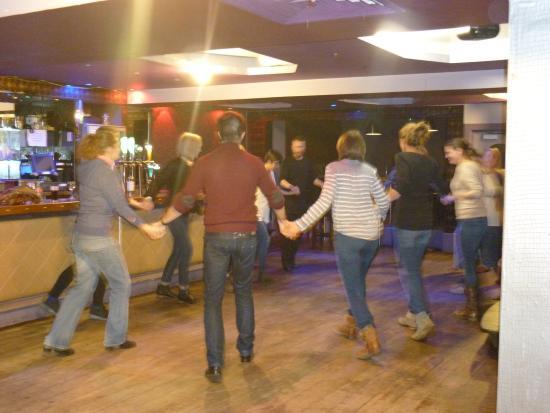 The Irish Dance Party: Sooo muchg fun